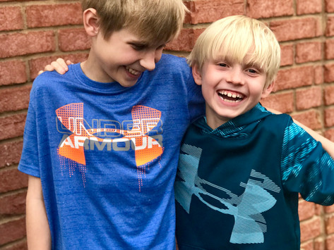 Blog Hop: How My Kids' Food Allergies Gave Us the Gift of Empathy