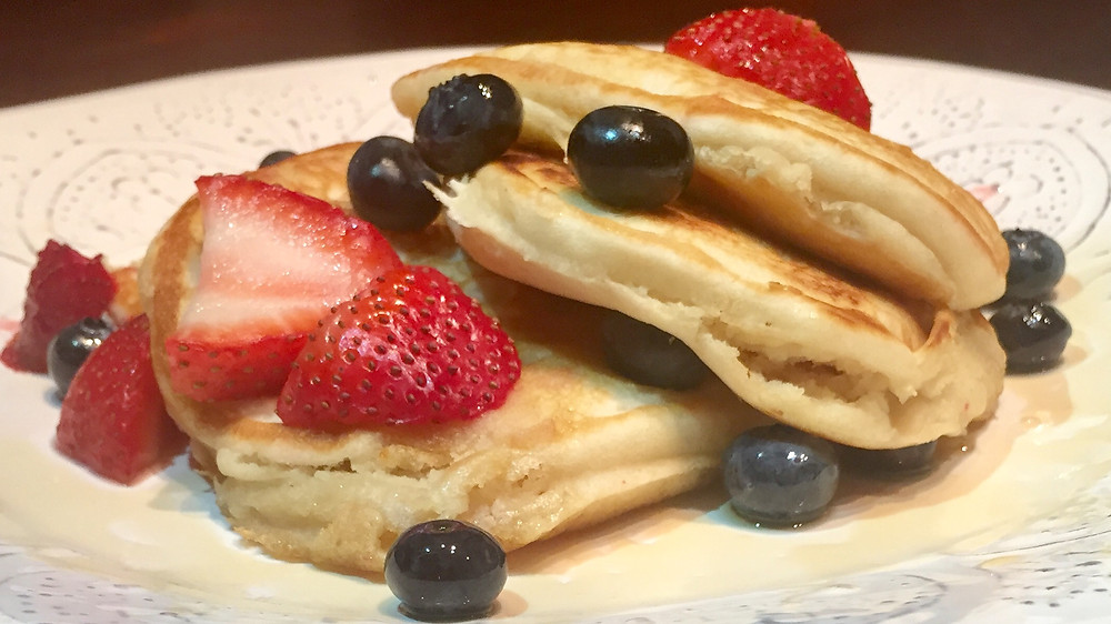 Egg, Dairy, Nut and Gluten-Free Pancakes