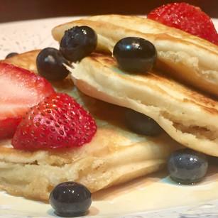 Egg, Dairy, Nut & Gluten-Free Pancakes, Oh My!