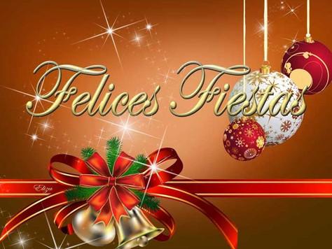 Navidad y Año Nuevo en Potrero de los Funes