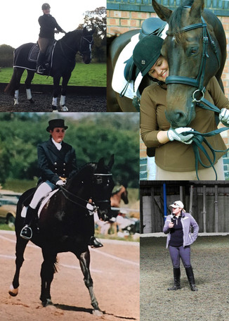 Introducing Michelle Parkyn - List 3 dressage judge! #Reaseheath#November 30th