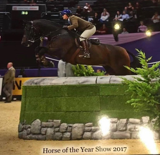 In the December Spotlight! Lily Ennis - RHIS & Hoys Producer and Rider!