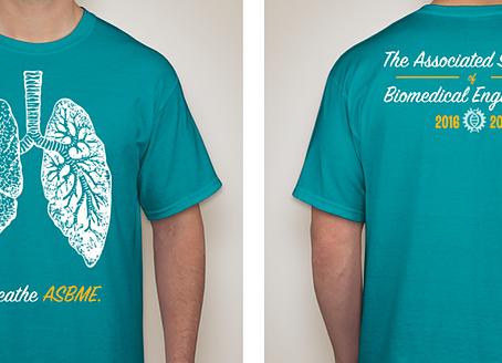 2016-2017 ASBME Shirts