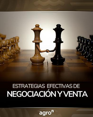 estrategias efectivas de negociacion y v