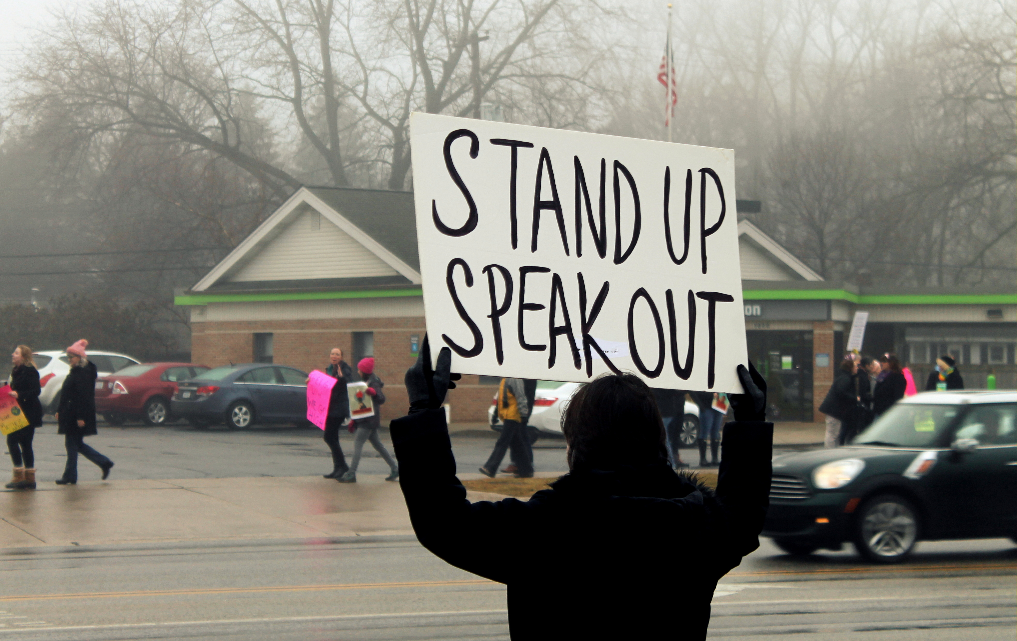 Women's March 17