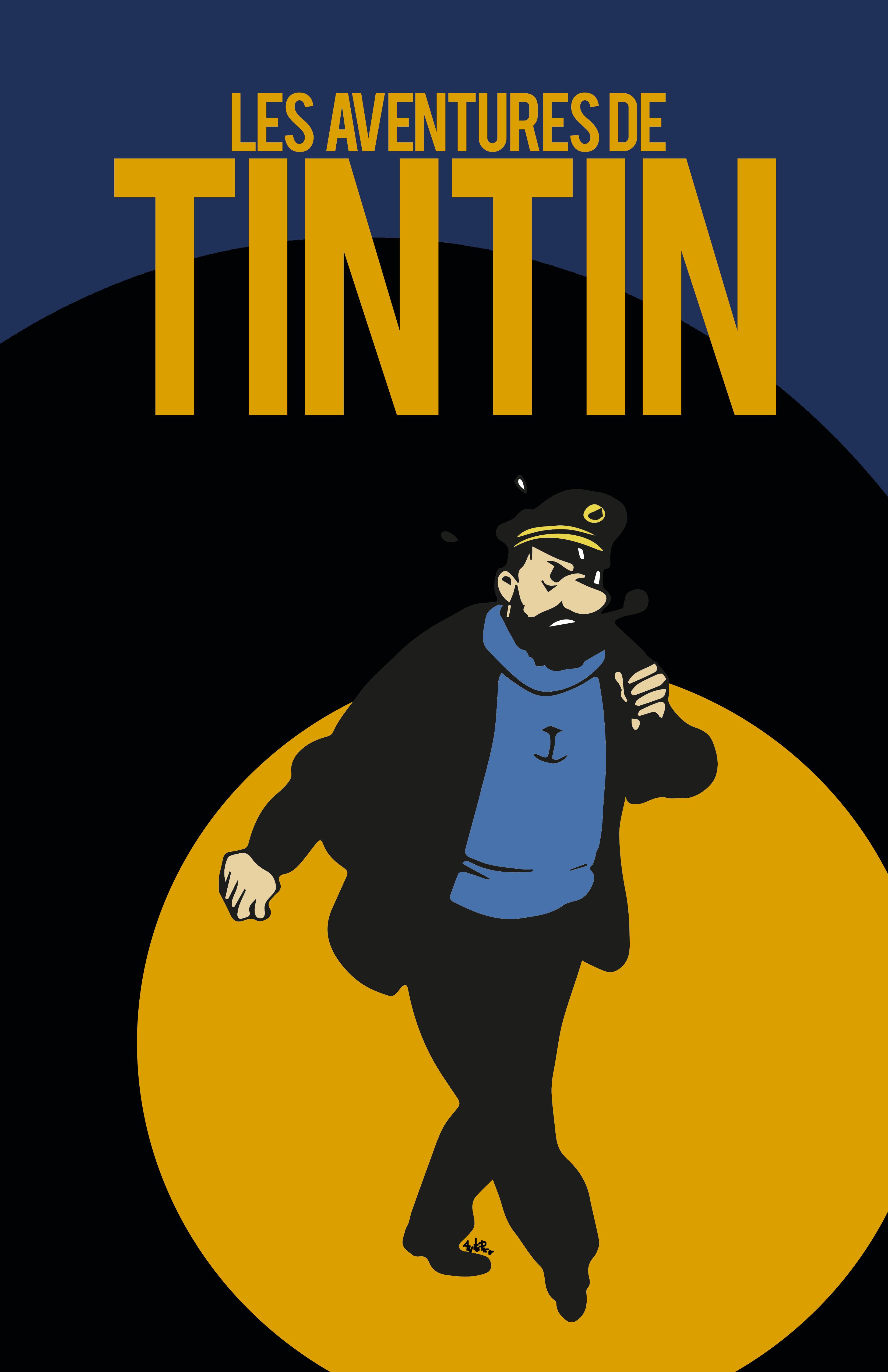 Aventures de TIintin