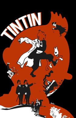 TINTIN Concept Art