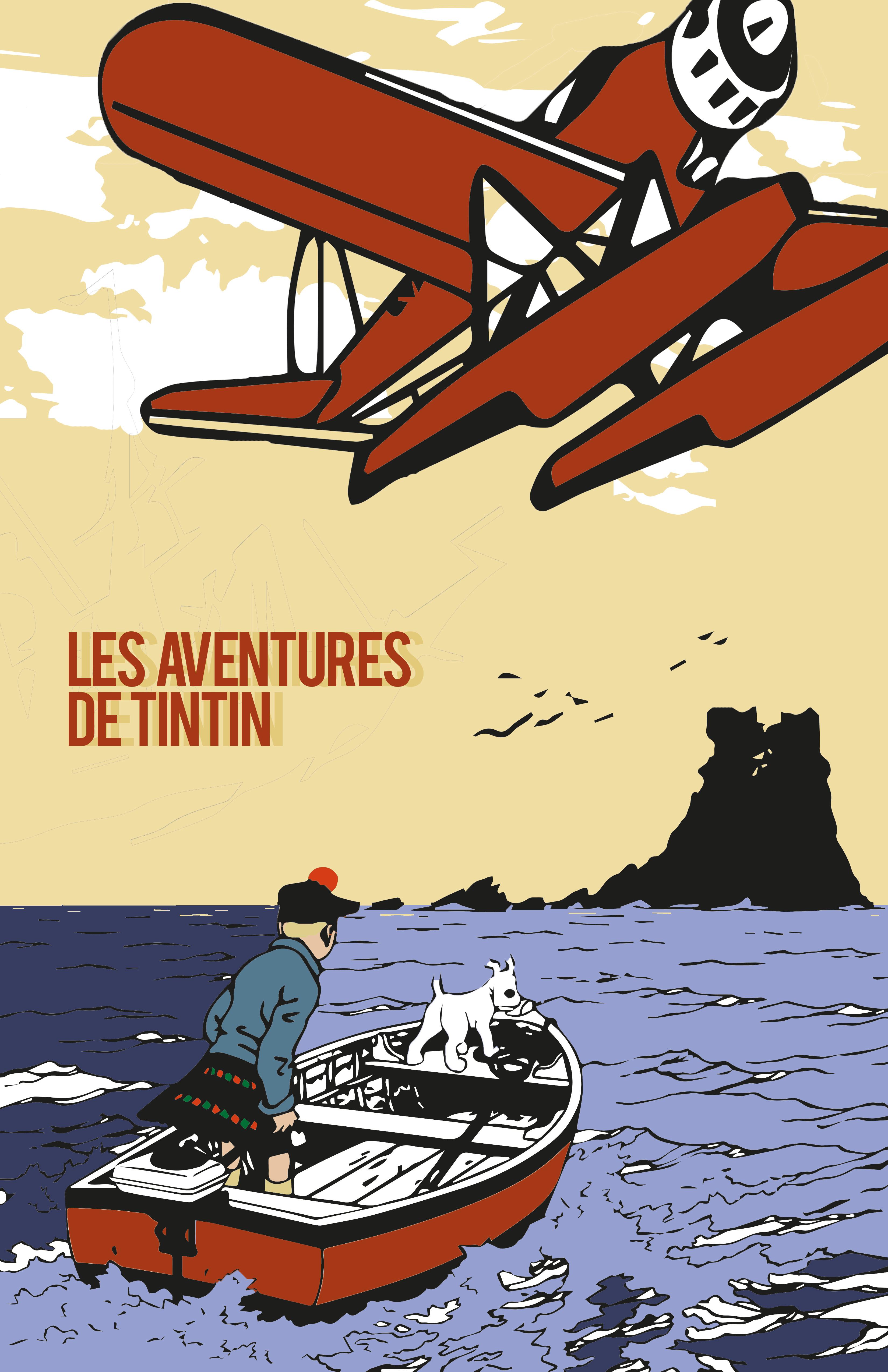 Les Aventures de Tintin (2018)