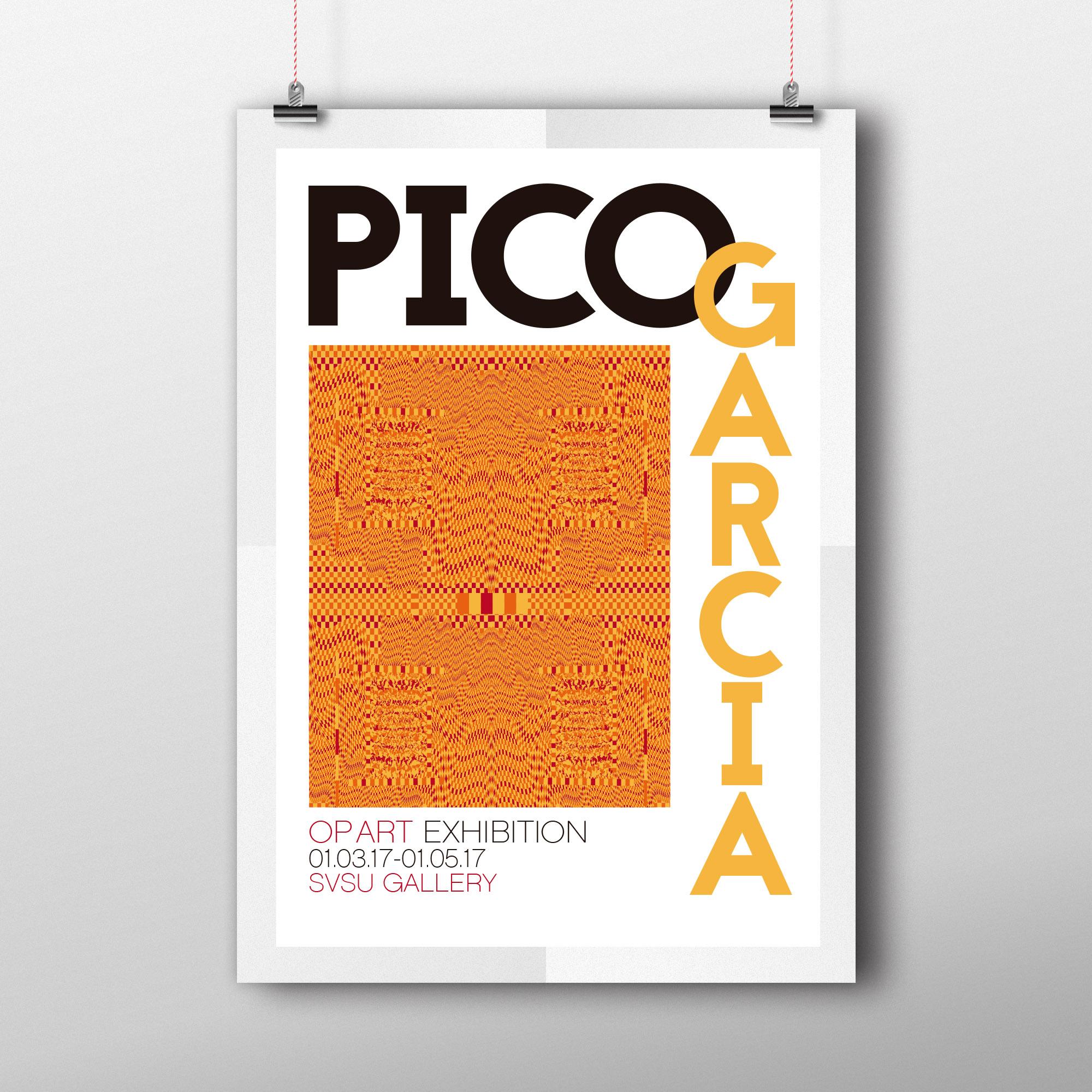 Pico García Exhibition