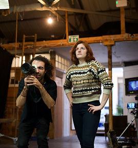 Anita Pico, Filmmaker.