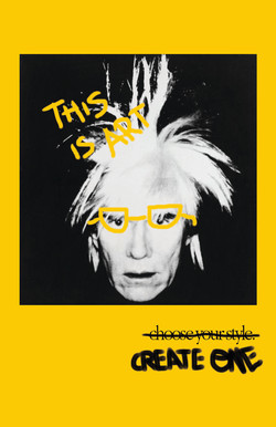 "Andy Warhol ""This is Art"""