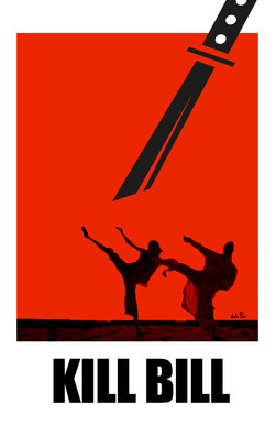 Kill Bill fight!