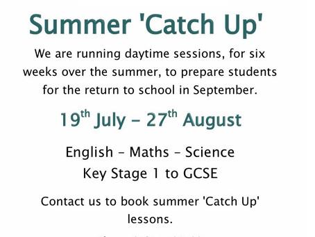 Summer 'Catch Up'