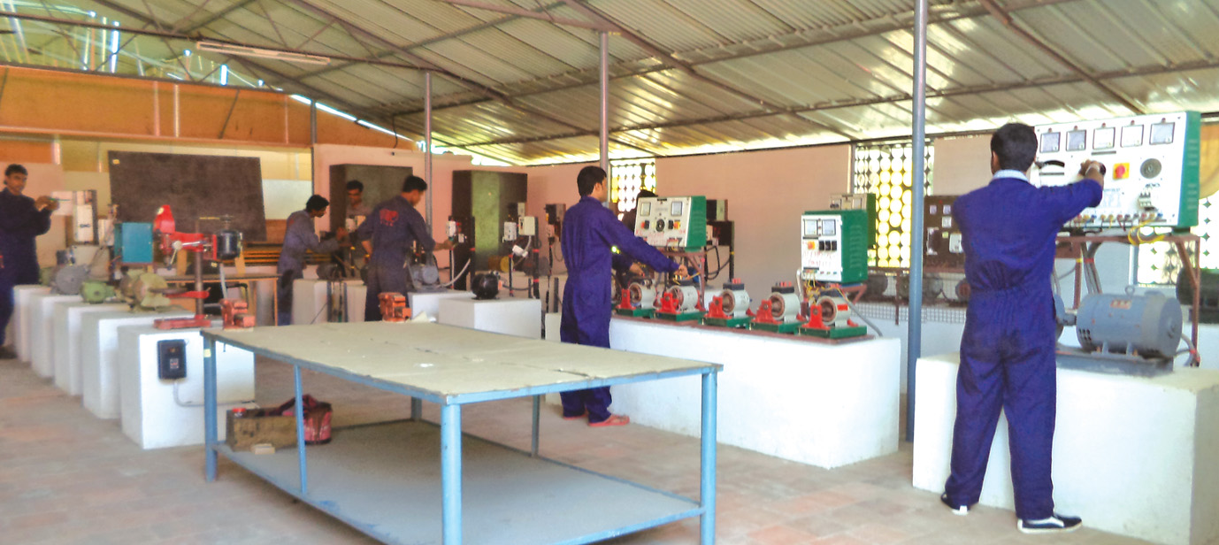 Alpha ITI for vocational training for patients children