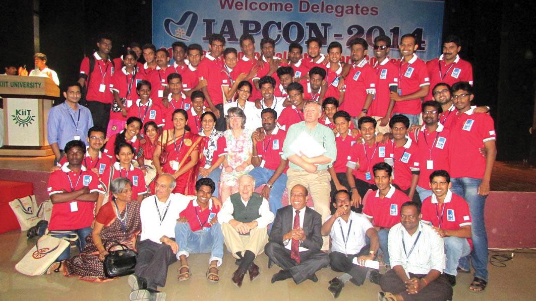 Delegates Alpha _ IAPC Con - Odisha