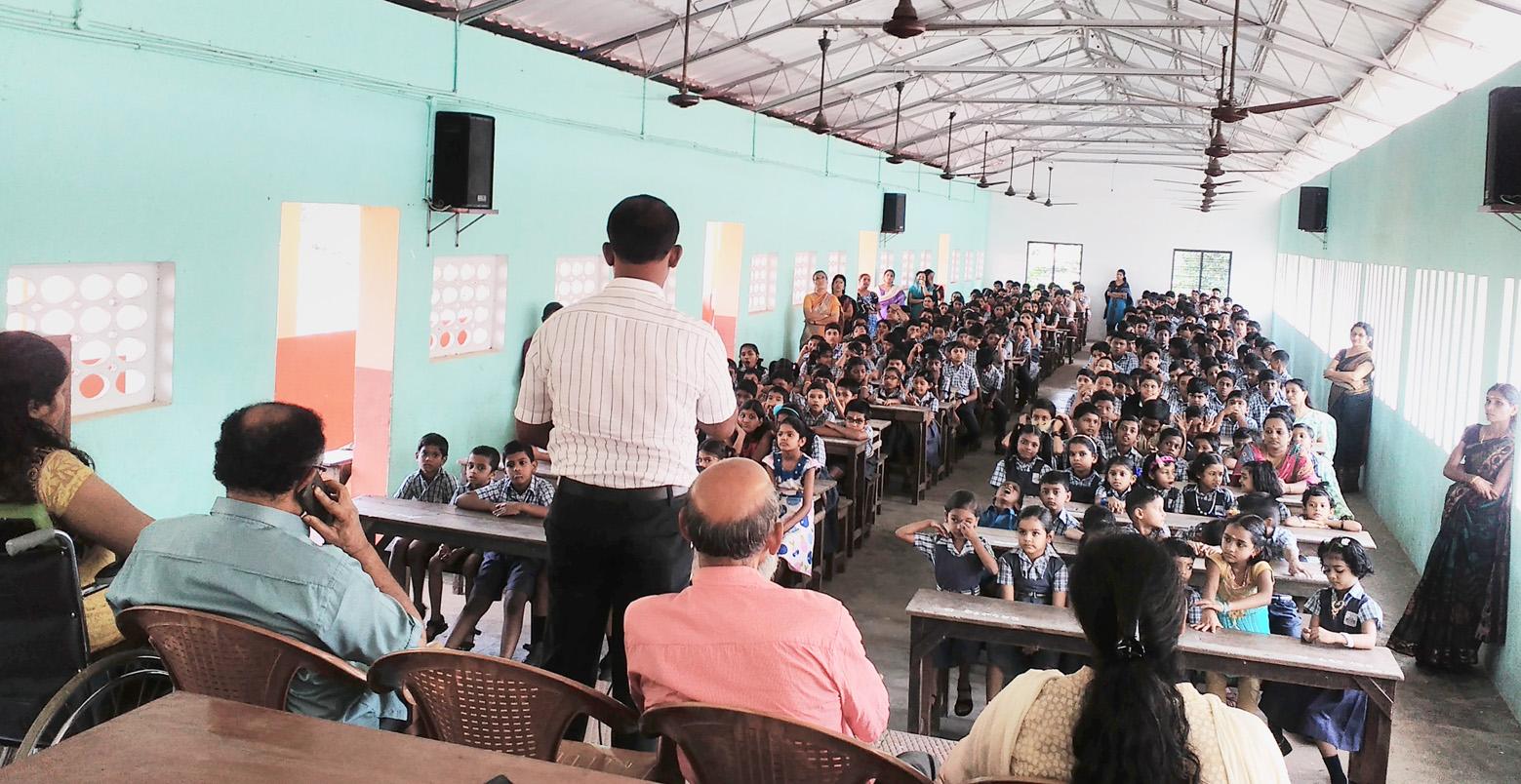 Palliative Awareness Programme _ Thrissur NSS School