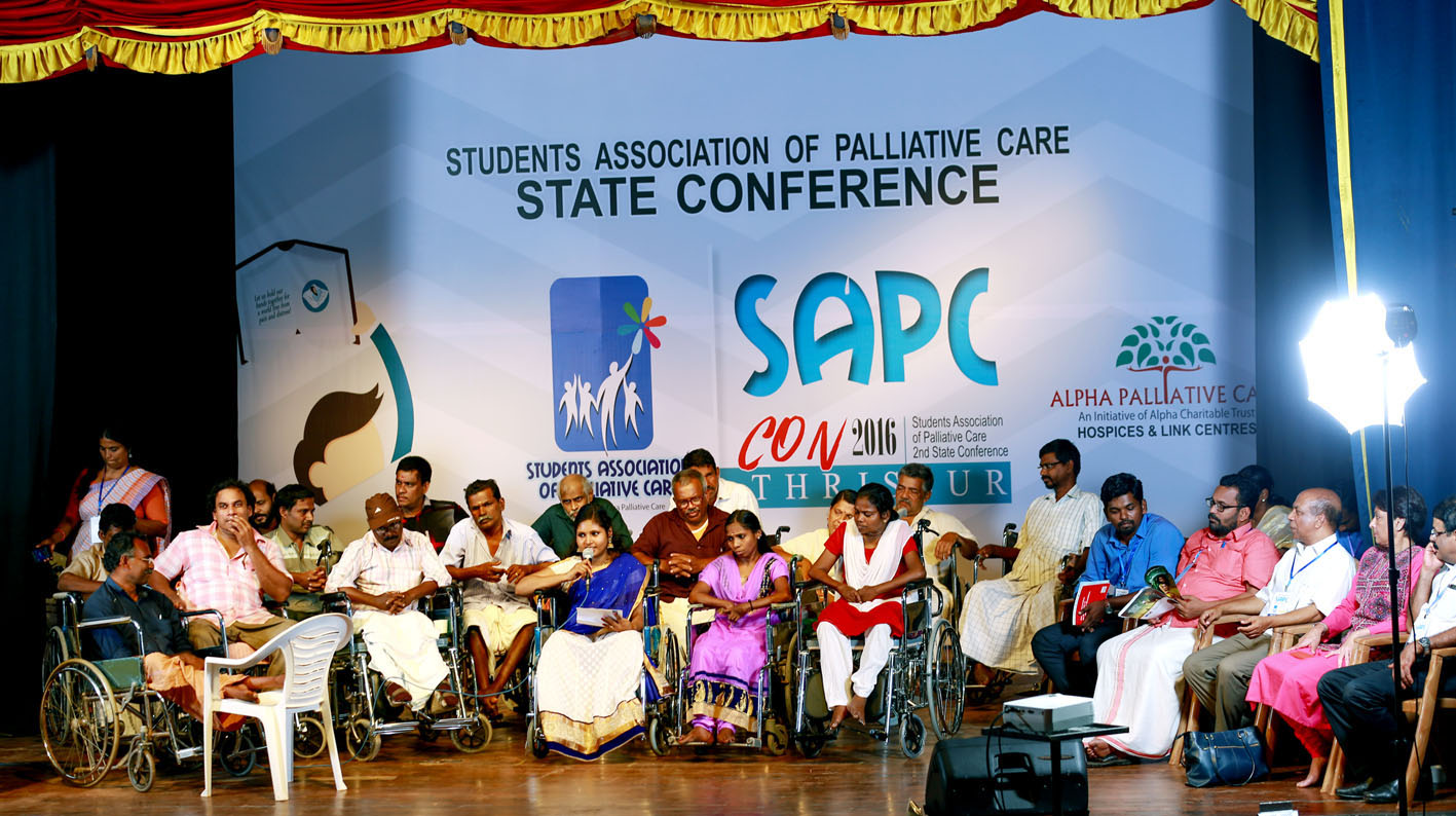 Students Association of Palliative Care State Conference  SAPC 2016 _ Thrissur