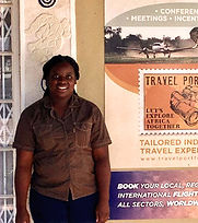 Ruvimbo, a Travel Portfolio explorer of great safaris in Zimbabwe.