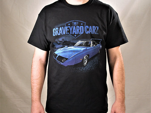 Graveyard Superbird Blue