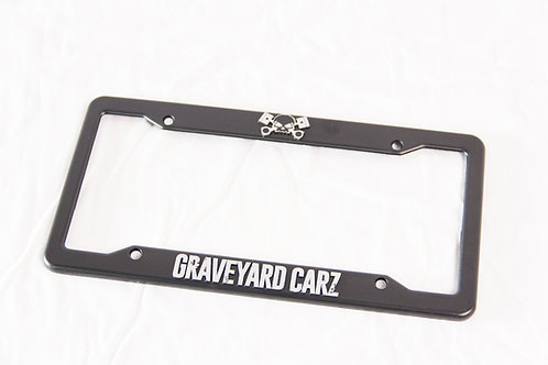 GYC License Plate Cover