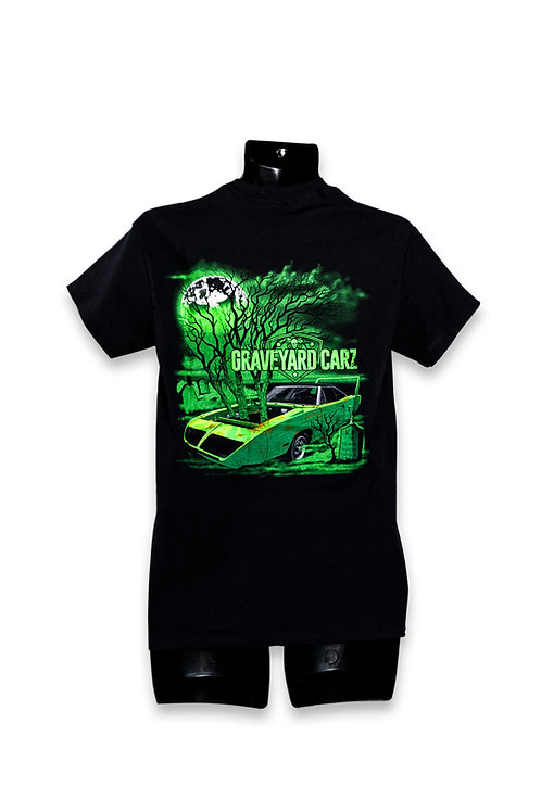 Superbird Graveyard - GYC T-Shirt Green