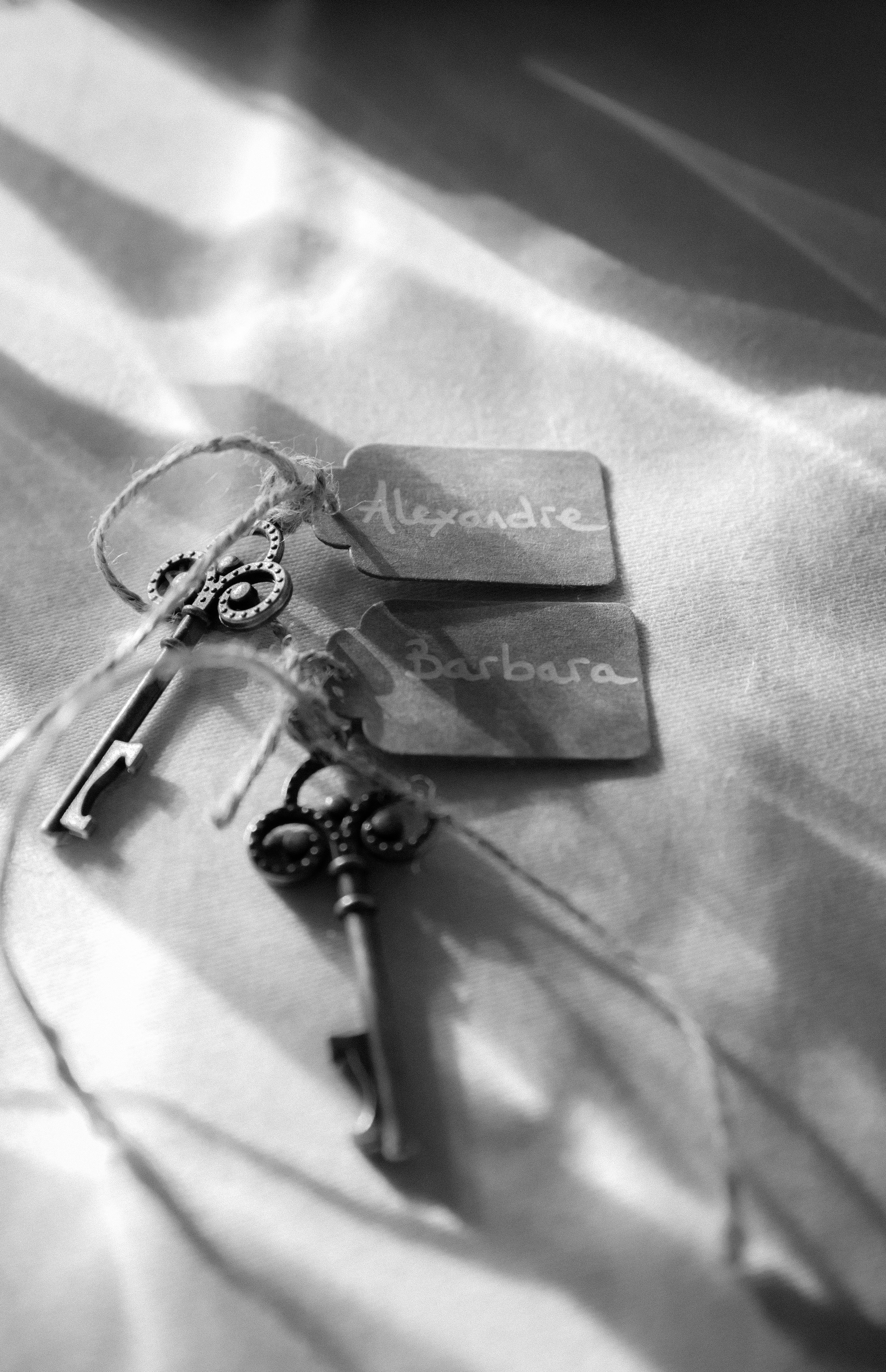 photo les clefs du bonheur