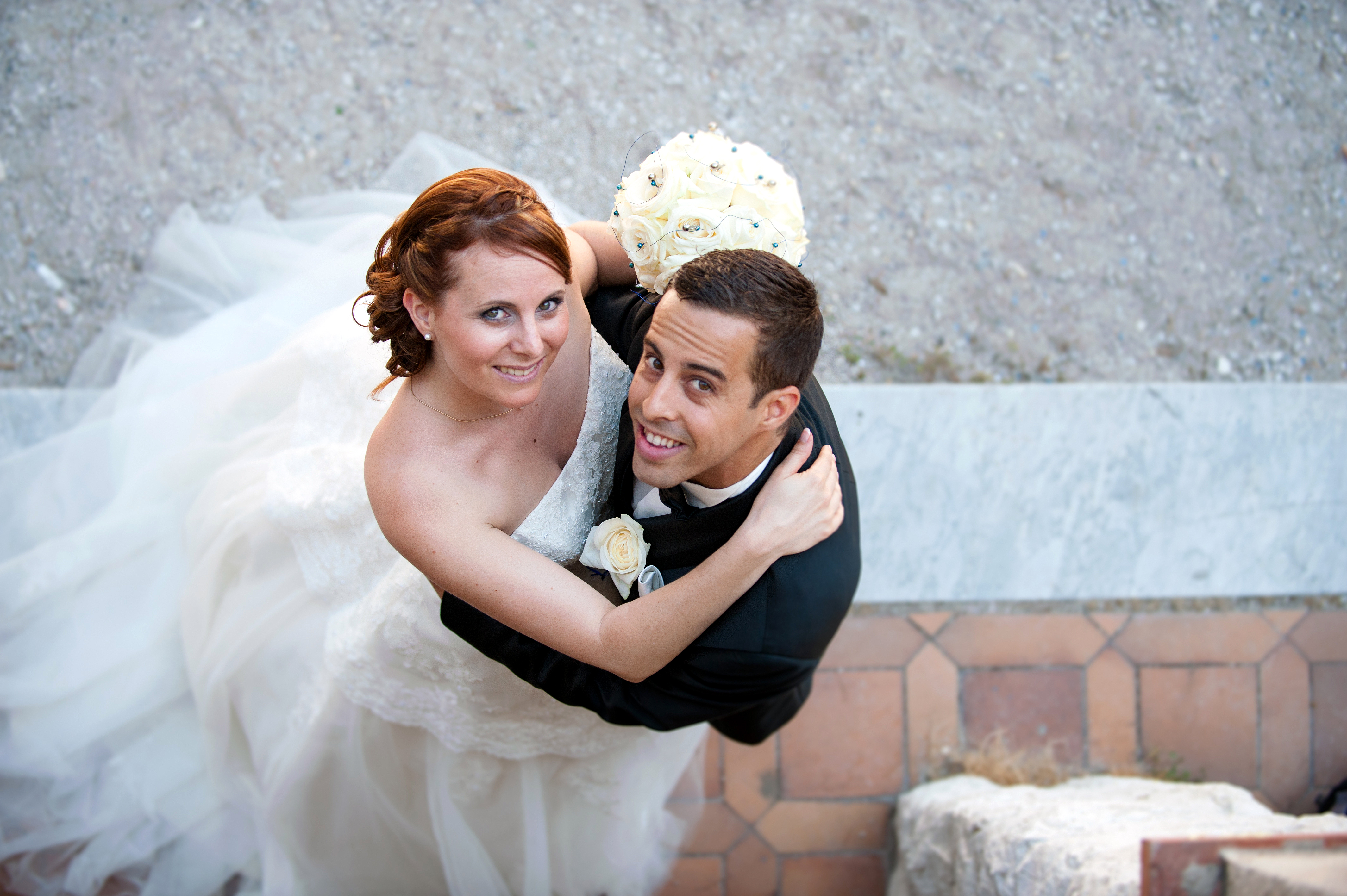 Photographe mariage chateau de Nice