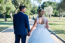 photo mariage château Vaugrenier