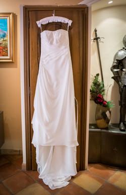 robe de mariée préparatifs photos