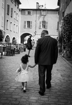 photo mariage grands parents