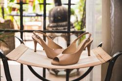 chaussures mariée préparatifs