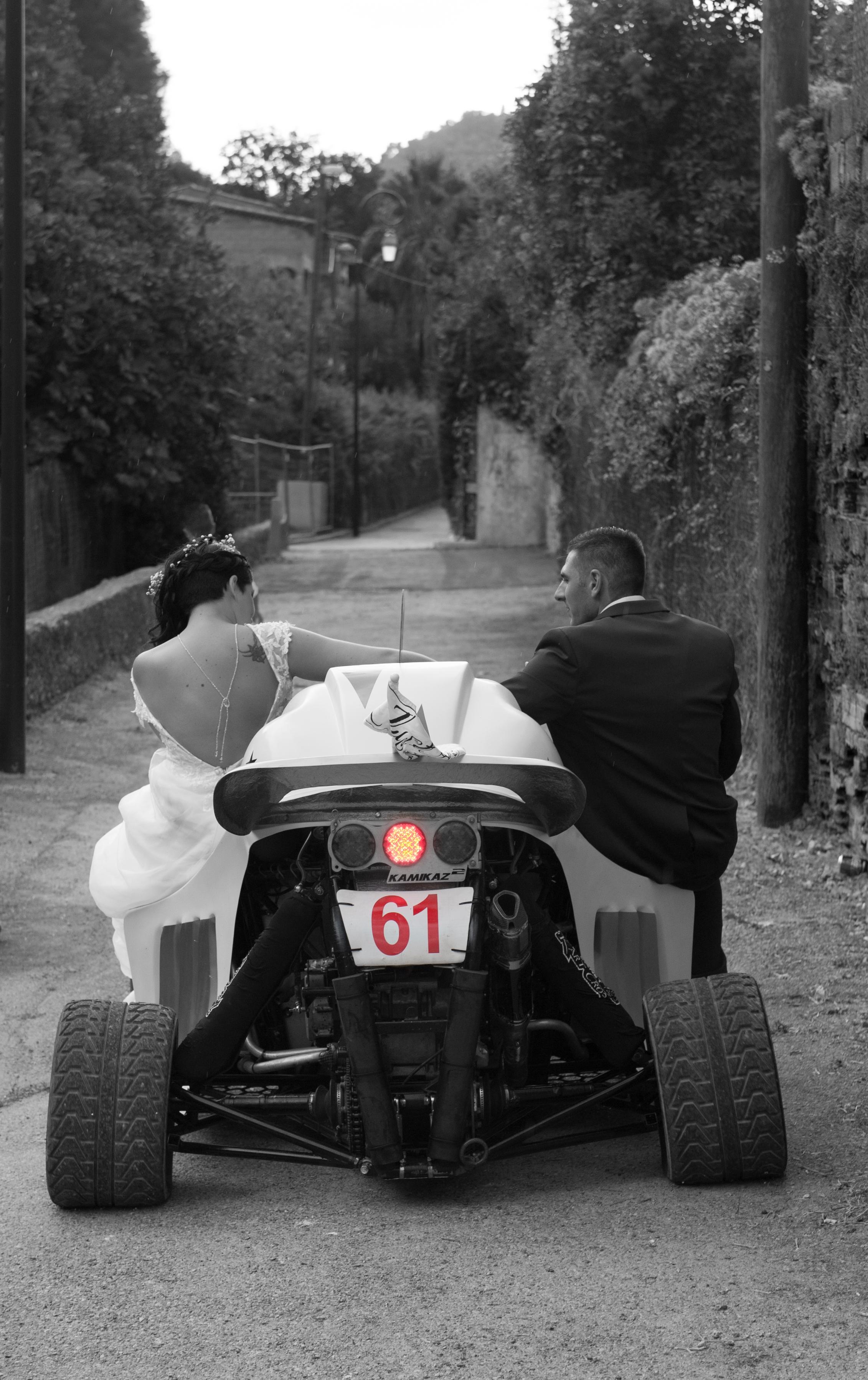 photo mariage Vence