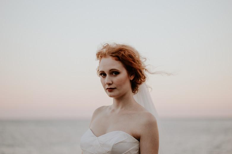 sposa al mare
