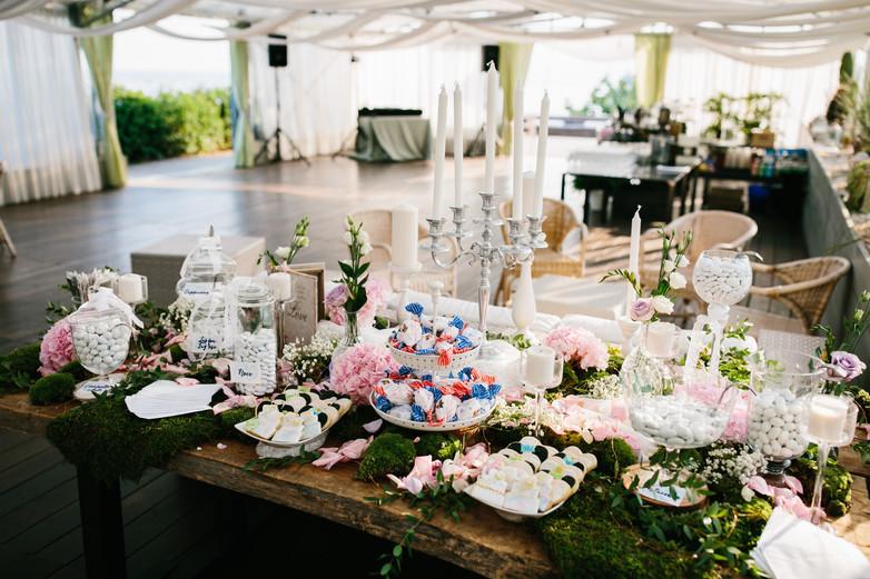 sweet table villa lagorio