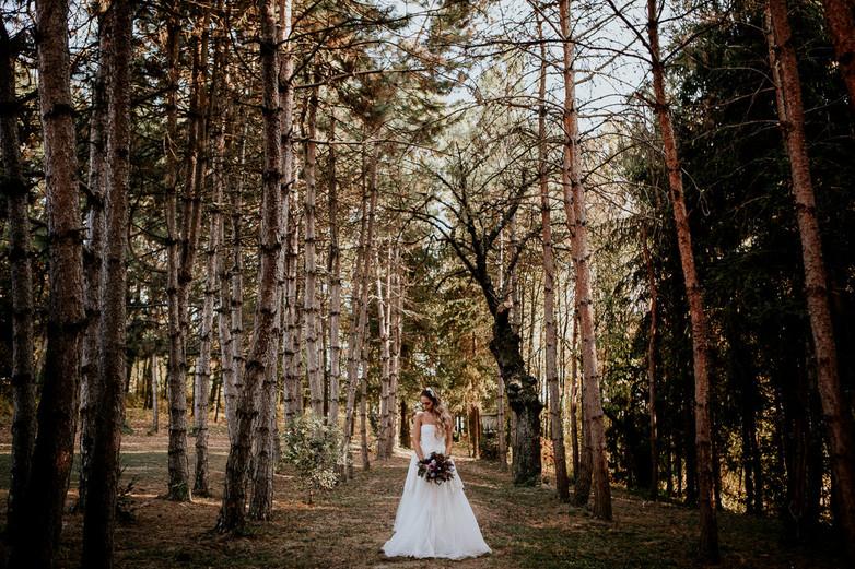wedding panner autunno