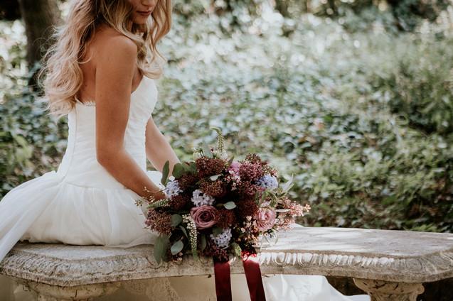 Bouquet Sposa Asti