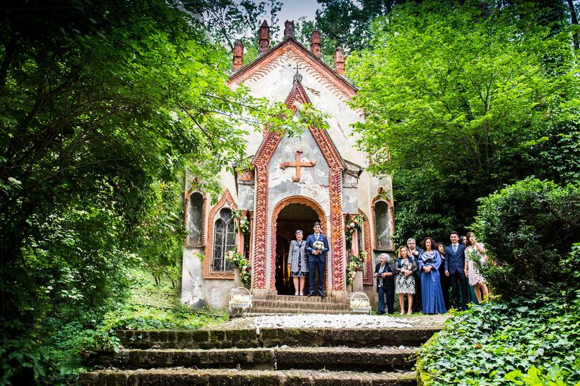 chiesa bosco piemonte