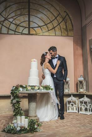 wedding cake piemonte