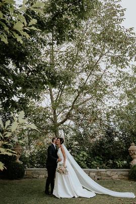 Sposi giardino cascina cuccagna
