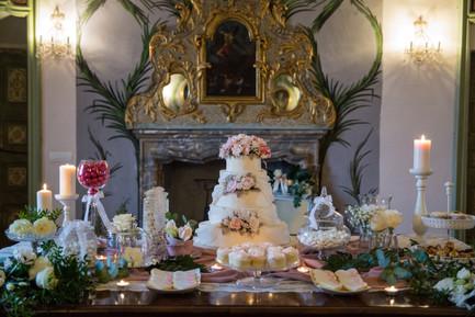 Wedding cake alessandria
