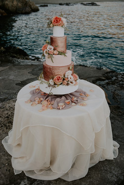 wedding cake portovenere