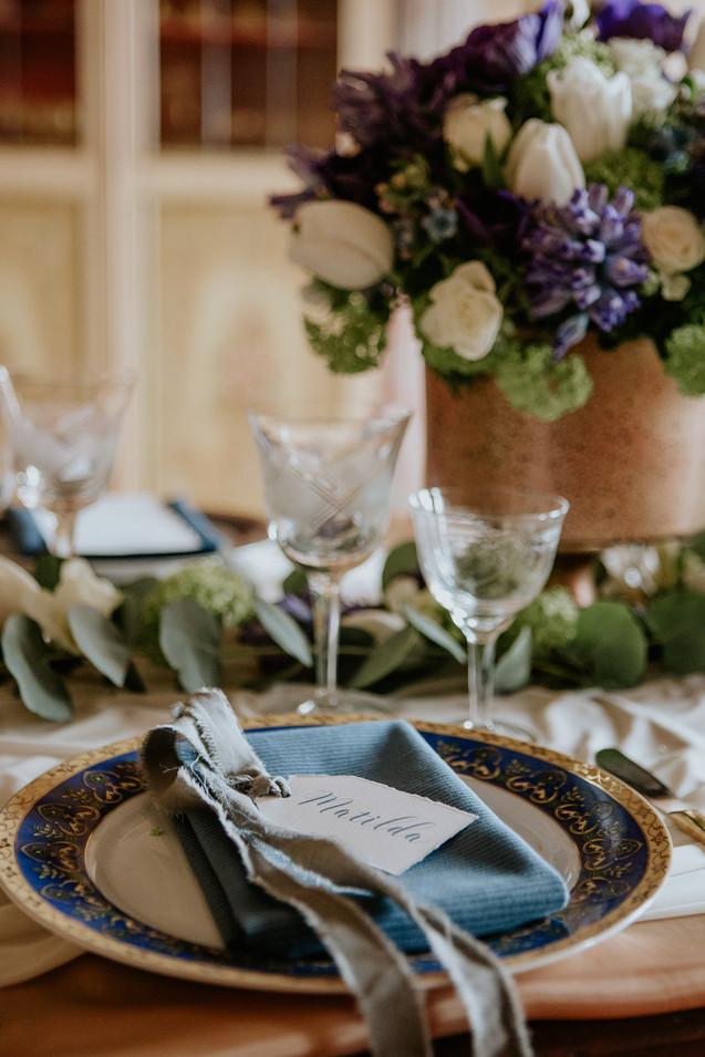 Matrimonio azzuro