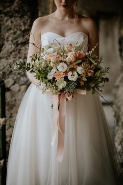 bouquet sposa liguria