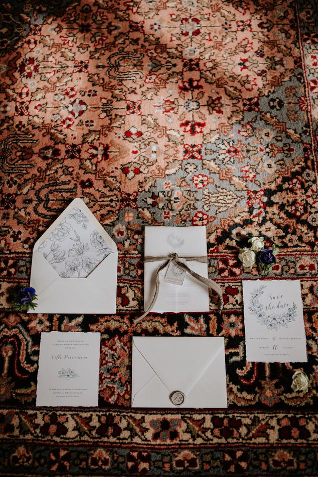 Partecipazioni matrimonio monferrato