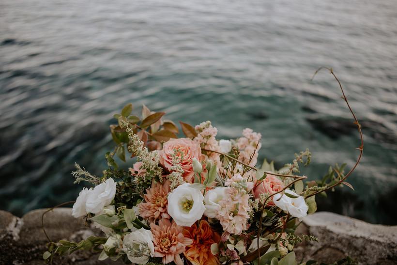 fiori matrimonio spiaggia