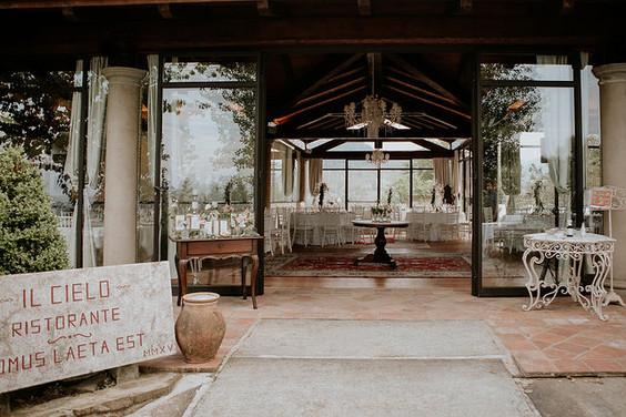 Ingresso sala matrimonio