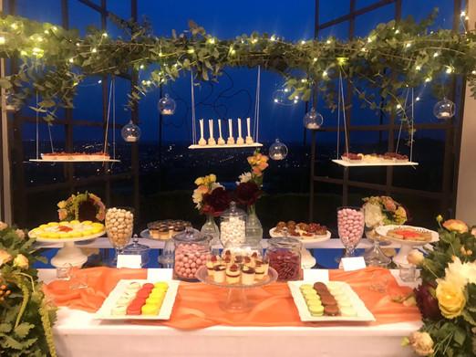 sweet table monferrato
