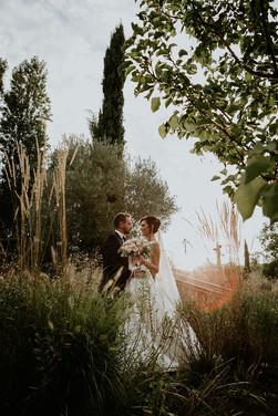 matrimonio golden hour