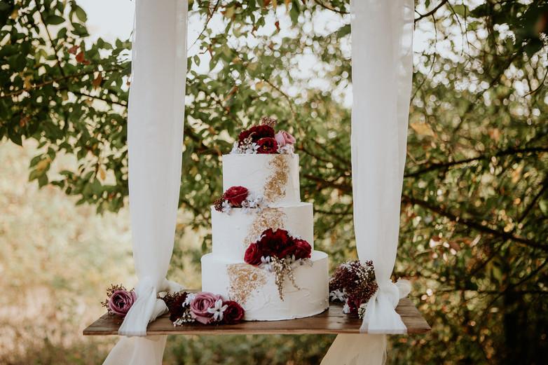 Wedding Cake Autunno