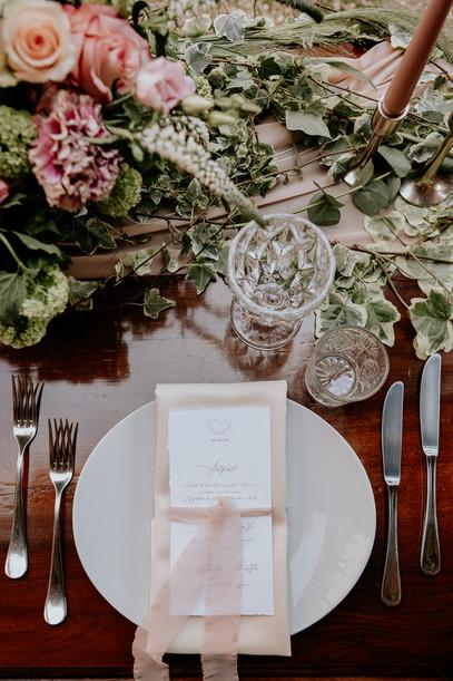 tavolo matrimonio monferrato